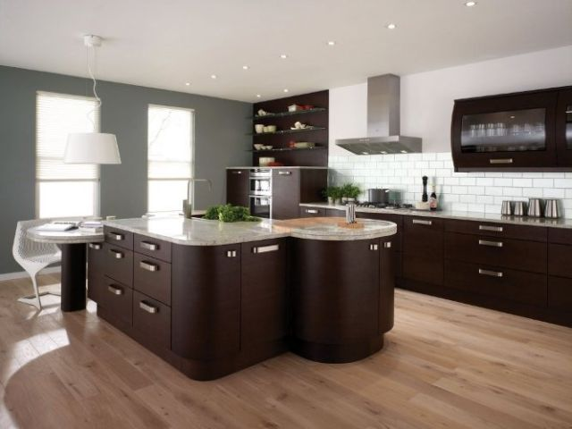 Small Modern Kitchens