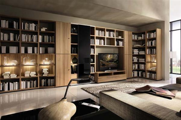 Ordinaire Wooden Showcase Designs For Living Room