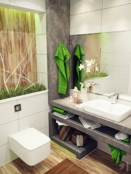 Beautiful Small Bathroom Designs Photo