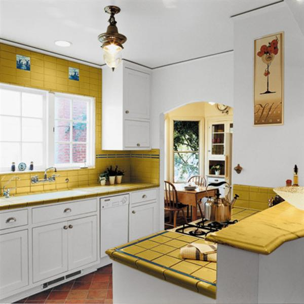 Kitchen Designs Small Spaces