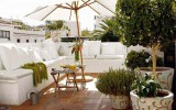 <b>Pics Long Balcony Decor Ideas</b>