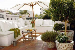 Pics Long Balcony Decor Ideas Photo
