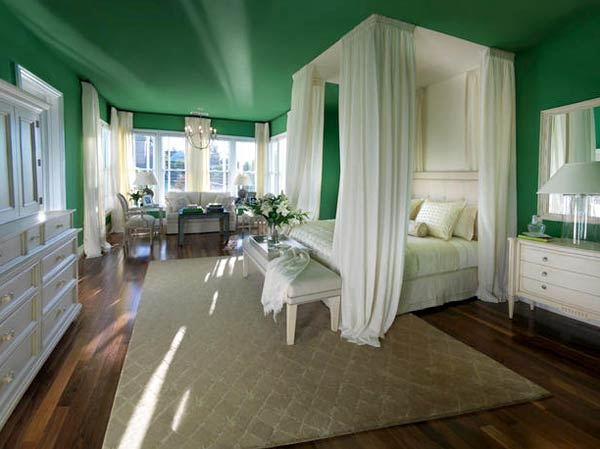 Bedroom Decor Trends 2012