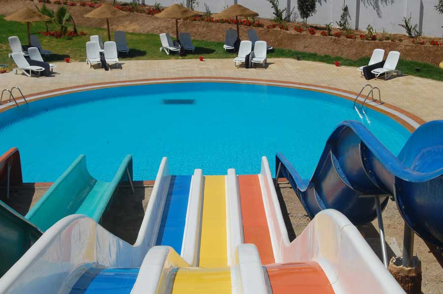 create the best private swimming pools in house