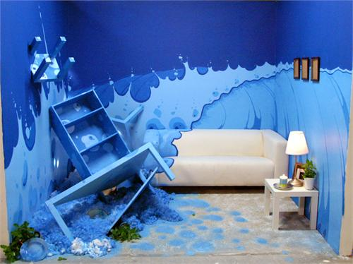 Make stories with blue bedroom design ideas for Bedroom decorating ideas blue