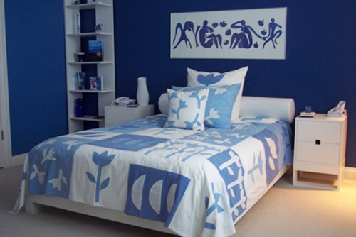 Blue White Bedroom Ideas – HomeDecoMastery