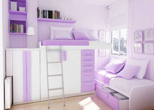 Cool room Colors for Teenagers Girls