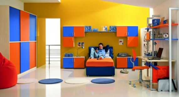 Cool room Colors for Teenagers