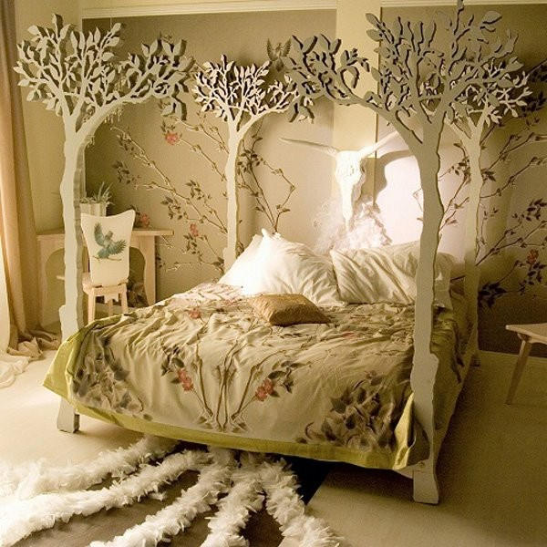 Cute Bedroom Ideas for Young Women