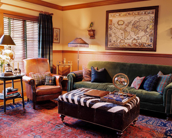 Decorating Ideas for Family Rooms