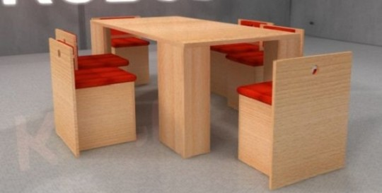 Dining Rooms Tables Small Spaces