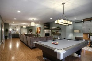 Entertainment Room Decorating Ideas