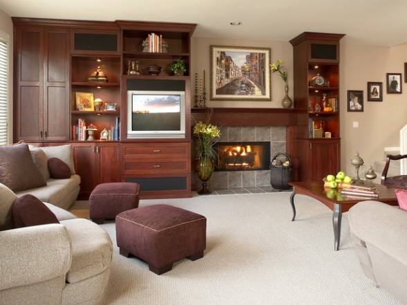 Family Room Ideas for Decorating