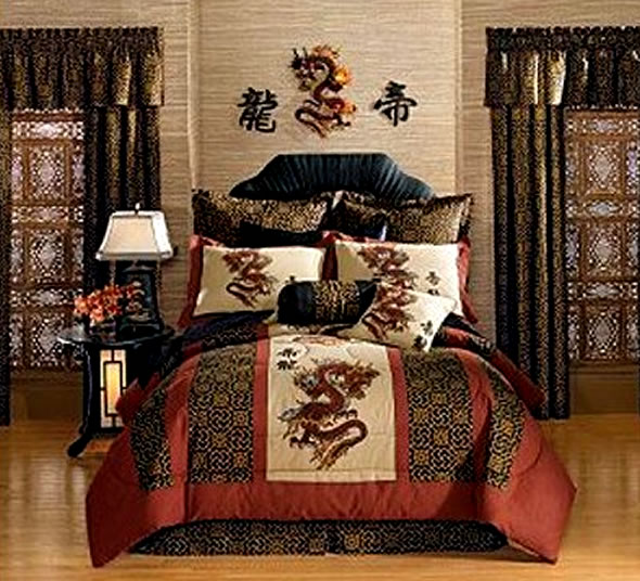 Japanese Decorating Ideas Bedroom