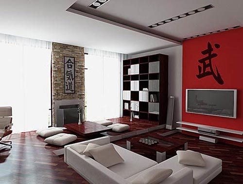 Japanese Decoration Ideas