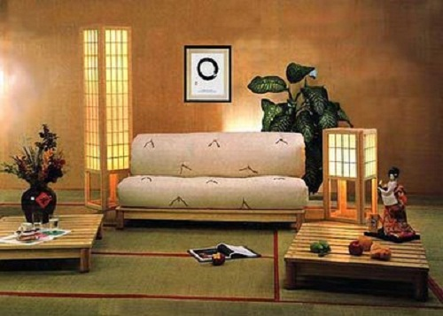Traditional japan interior design for modern house - Japanese home decor ...