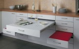 <b>Small Fun Kitchen Bar Designs for Small Areas</b>