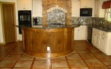 <b>Beautiful Kitchen in Kitchen Floor Tile Decoration</b>