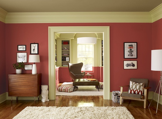 Living Room Colours Schemes