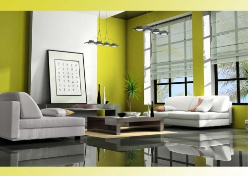 Living Room Paint Ideas 2012