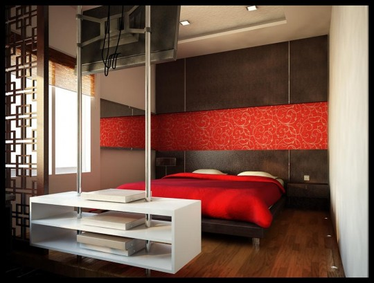 modern bedroom design 2012 selections