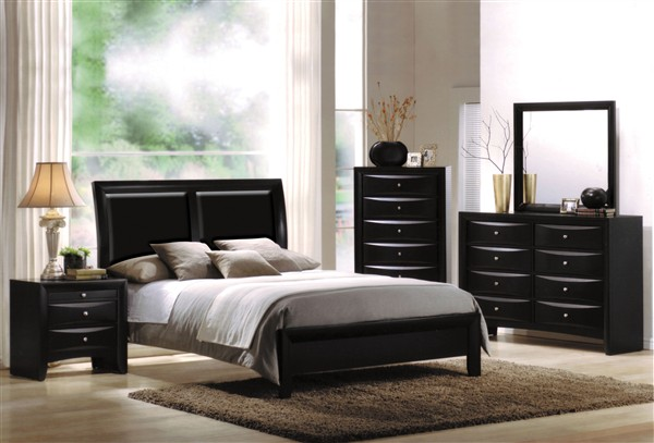 Modern King Bed Frame