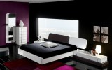<b>Purple Selections for Men's Bedroom Design</b>