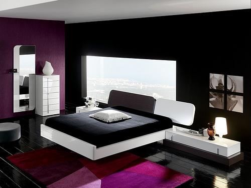 Modern Mens Bedroom Design