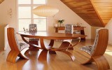 <b>Get Back Eat Desire with Natural Dining Table</b>