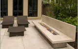 <b>Warm and Good Form Outside Fireplace Ideas</b>