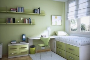 Sage Green Bedroom Decorating Ideas Photo