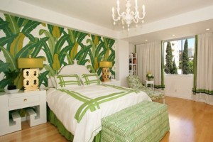 Sage Green Bedroom Decorating Ideas Picture