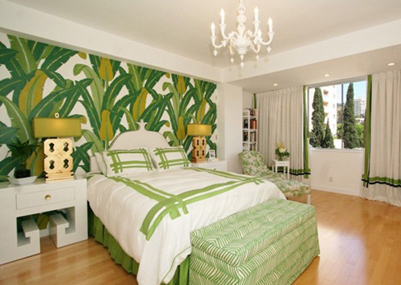 . Sage Green Bedroom Decorating Ideas Picture
