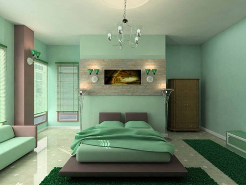 Sage Green Bedroom Paint