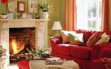 <b>Sage Green Rooms for Shade and Cozy House</b>