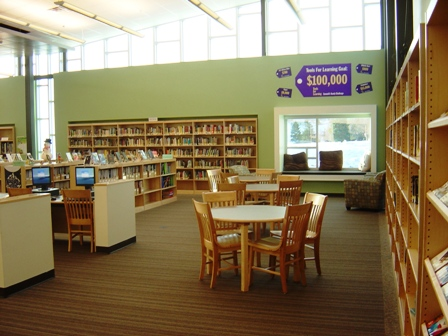 School Library Design Ideas
