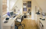 <b>Small Attic Ideas as Alternative Quite Room</b>