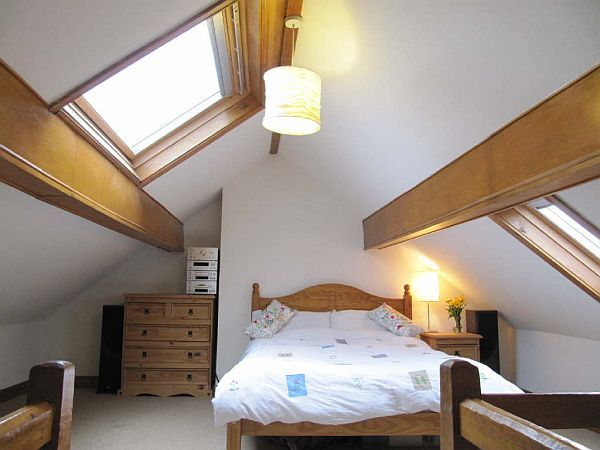 Small Attic Ideas Picture