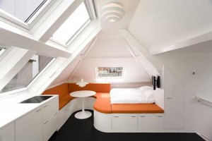 Small Attic Rooms Ideas