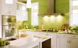 <b>Feel Free in a Small Kitchen with Small Kitchen Color Ideas</b>