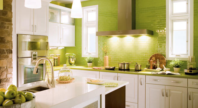 Small Kitchen Paint Color Ideas