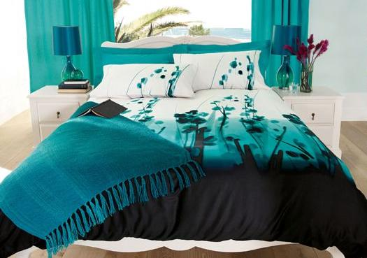 turquoise bedroom ideas - Turquoise Bedroom Designs