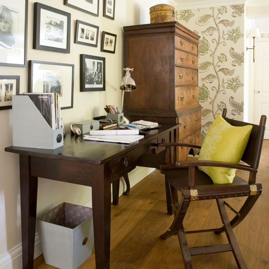 Vintage Office Ideas Photo