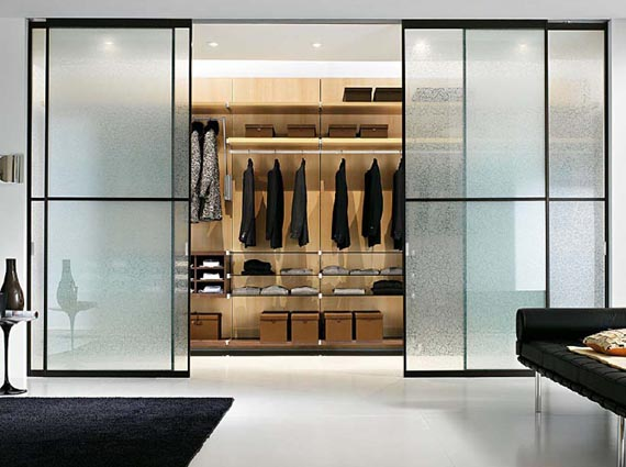 Walk In Wardrobes Design