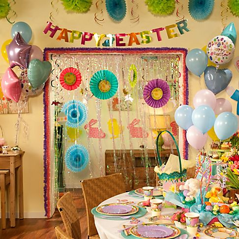 Wall Decoration Ideas for Party