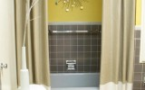 <b>Warm and Cold Schemes of Grey Bathroom Ideas</b>