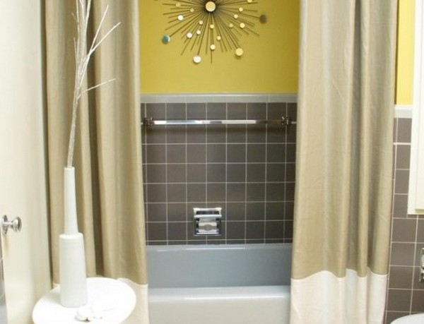 Cold Schemes Of Grey Bathroom Ideas