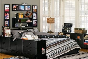 Young Mens Bedroom Photo