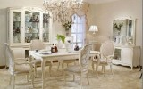 <b>White Dining Room Sets for Formal Conditions</b>