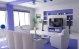 <b>Home Office, Bedroom, and Living Room Colour Ideas</b>